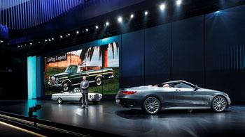 Dieter Zetsche beschwört die neue S-Klasse Cabrio - Neue Riesenchance für Mercedes