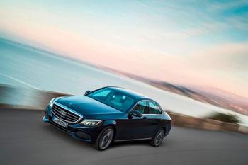 Neues Rekordjahr der Marke Mercedes-Benz