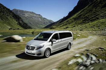 Mercedes-Benz GLS siegt mit geringstem Wertverlust unter den großen SUV