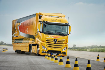 Vom Active Brake Assist zum Highway Pilot