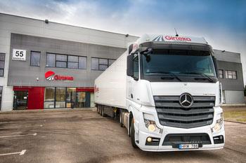 Großauftrag von Girteka Logistics über 1.000 Mercedes-Benz Actros