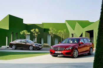 Mercedes stattet seine neue nun mit Google-Suche. Garmin-Navigation aus