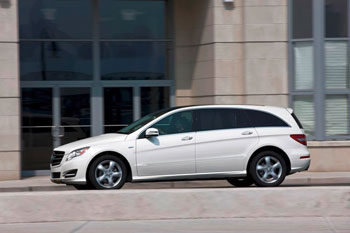 Mercedes-Benz baut SUV-Kapazitäten in den USA aus