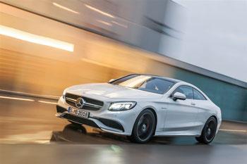 Neue Traumwagen von Mercedes. Der 4MATIC ist auch als AMG erhältlich
