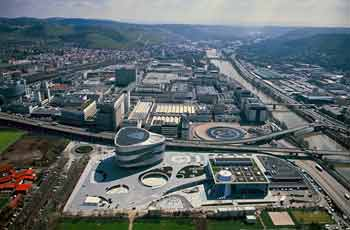 Nächster Schritt in der Elektro-Offensive von Mercedes-Benz in Untertürkheim
