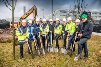 Mercedes-Benz Werk Hamburg investiert rund 5,7 Millionen Euro in Blockheizkraftwerk in Hamburg