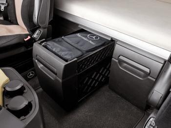 Mercedes-Benz Lkw nun mit erweitertem Original-Zubehör