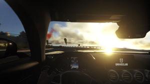 Mercedes spielt mit beim neuen PlayStation 4 Rennspiel DRIVECLUB