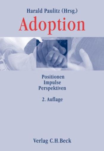 Buch-Tipp: Harald Paulitz, das Standardwerk über die Adoption