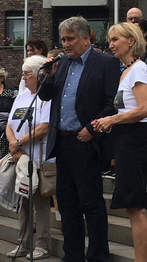 Smartmob der OGS auf dem Eschweiler Markt am 28.Juni 2017