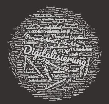 Führungskräfte in der Digitalisierung. Überall laufen den Firmen die gute Mitarbeiter weg. Es ist eine neue Kultur in der Führung notwendig.
