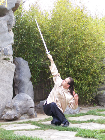 Die Inneren Kampfkünste als Weg des spirituellen Kriegers. Teile II der Serie über die Chinesische Kampfkunst.