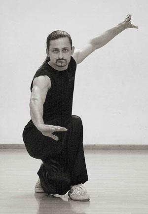 Mario Pestel. Meister der Kampfsportarten aus Berlin