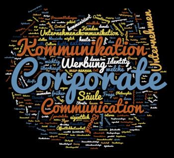 Die Corporate Communication, sprich die Unternehmenskommunikation, umfasst sämtliche kommunikativen Maßnahmen und Instrumente eines Unternehmens, mit denen das Unternehmen sich und seine Leistungen den relevanten Zielgruppen präsentiert.