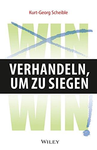 Erfolgsverhandler Kurt Georg Scheible verrät wie mann Preise richtig verhandelt
