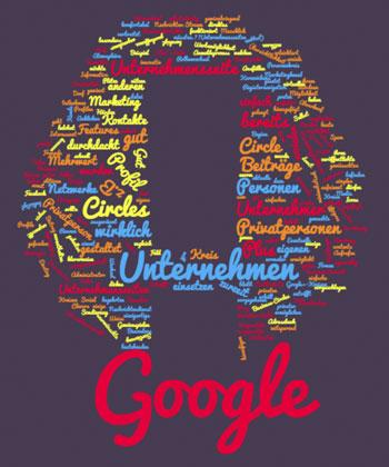 Soziales Netzwerk im Profil: Google Plus. Ohne dies geht es für Unternehmen nicht mehr am Markt erfolgreich zu sein.