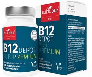 Mit B12 geben Sie Ihrem Körper was er braucht